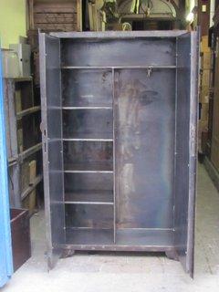 armoire de bureau metallique d'occasion